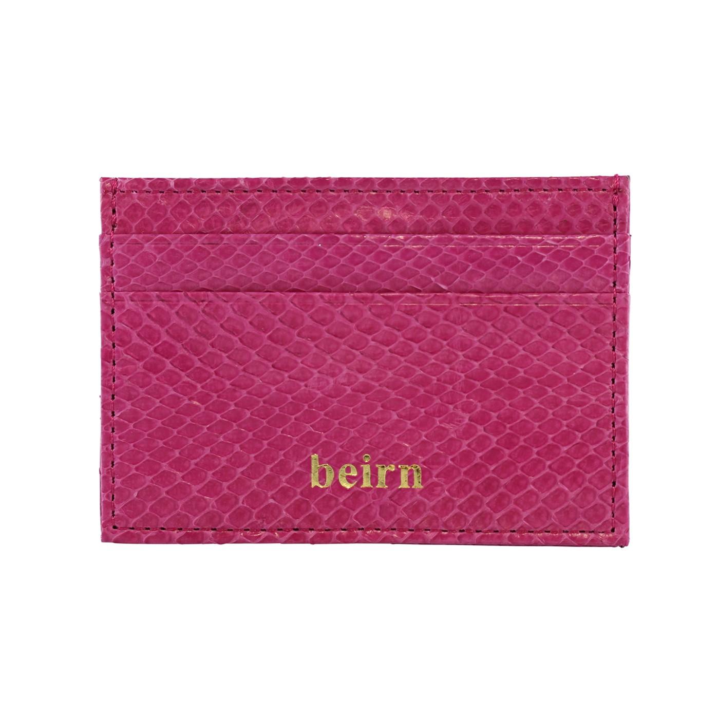 ebbdd5171d721f Credit Card Case V2 Water Snake | Shop Snakeskin Handbags